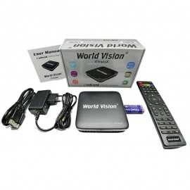 Receptor Android Worldvision ITV-905X TV BOX 4K